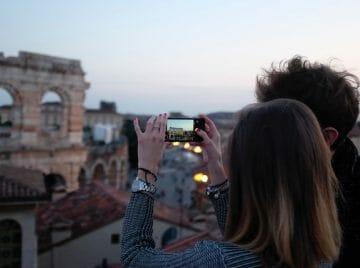 servizio fotografico personalizzato a verona