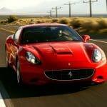 Drive a Ferrari California in Valpolicella