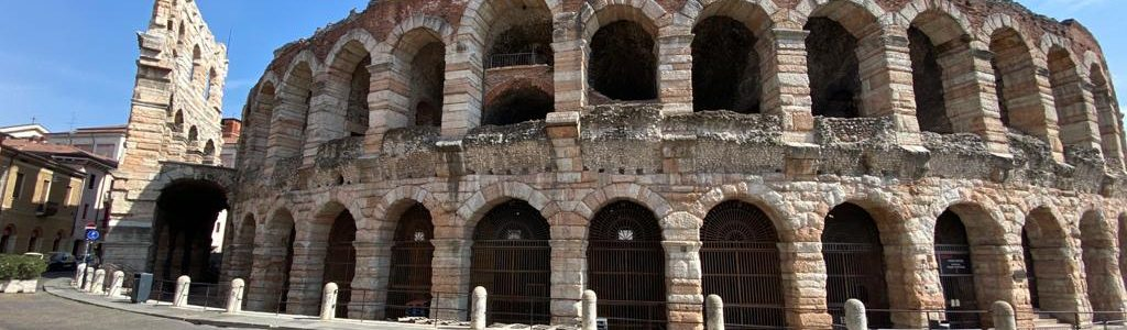 The Verona tour: food, wine & history