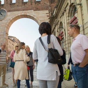 Tour a piedi del centro storico di Verona