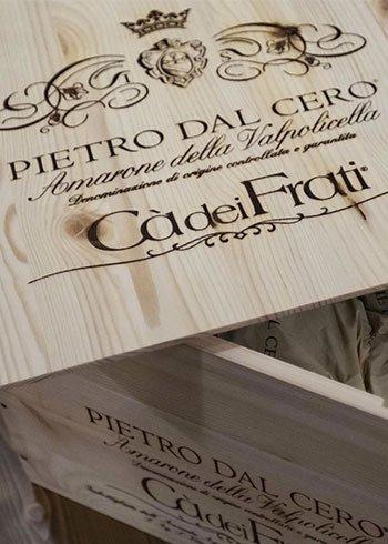 The Amarone Collection signed Pietro dal Cero – Ca' Dei Frati